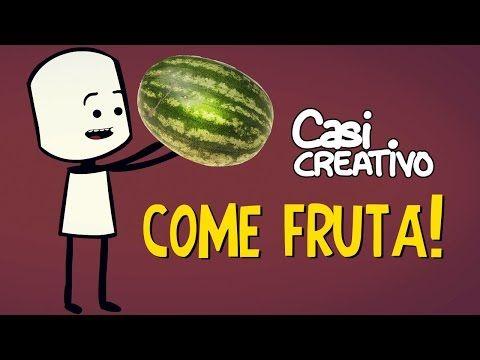 Cómo saber si estás poniendo suficientes vegetales en tu dieta? La mitad de tu plato deben ser vegetales! Aprende a crear animaciones como las de Casi Creati...