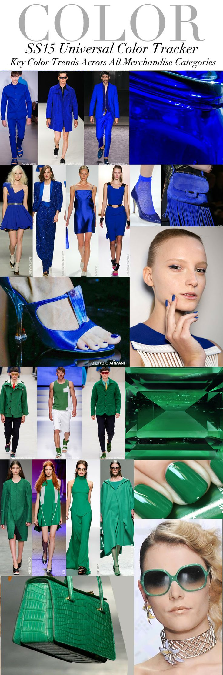 Trend Council - COLOR, SS15 Universal Color Tracker