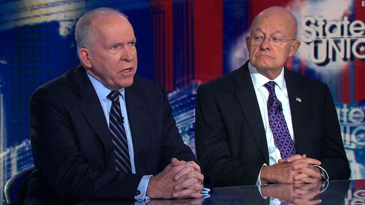Former Director of National Intelligence James Clapper and former CIA Director John Brennan address President Trump's comments on Russian interference in the 2016 US election.