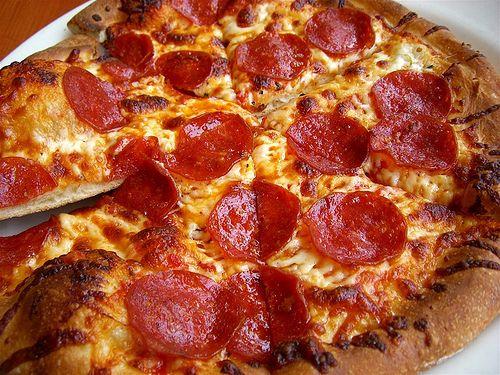 Доставка пиццы на дом, как мы заказали пиццу на дом | The life of one redhead