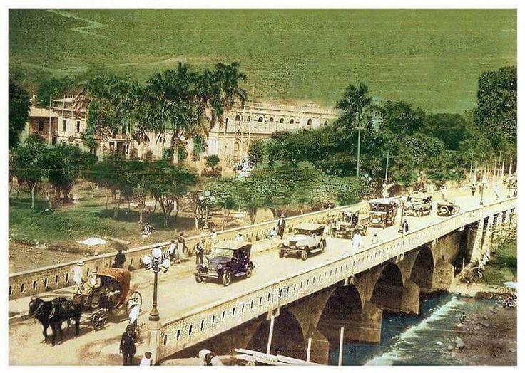 Puente Ortiz ybatallon Pichincha anos 20_25 Cali,Colombia