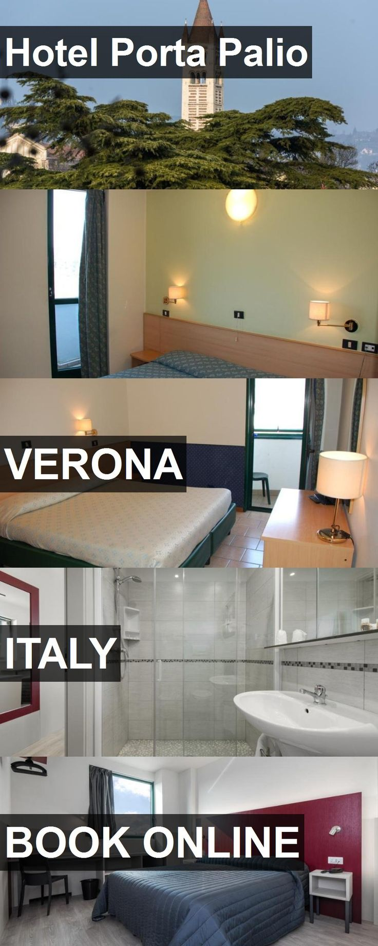 Hotel Hotel Porta Palio in Verona, Italy. For more information, photos, reviews and best prices please follow the link. #Italy #Verona #HotelPortaPalio #hotel #travel #vacation