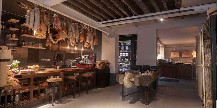 Ce que pensent les hommes – Borgo delle Tovaglie : Boutique, Epicerie italienne, restaurant et Terrasse d'été au programme
