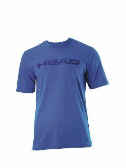 HEAD Ivan T-Shirt Junior Blue http://www.headstore.cz/HEAD-Ivan-T-Shirt-Junior-Blue