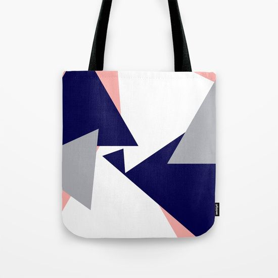 Puzzle Tote Bag by Bravely Optimistic | Society6