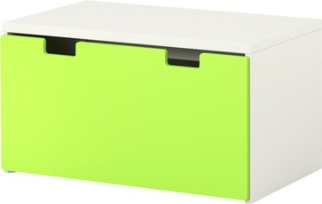 STUVA Storage bench - modern - toy storage - IKEA