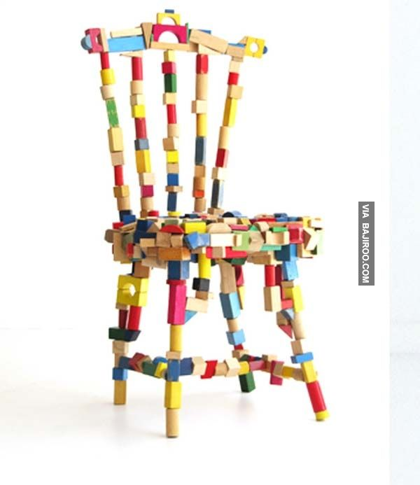 90 Best Images About Cool Chairs On Pinterest Recycled