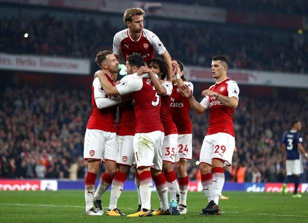 Carabao Cup quarter-final: Arsenal host West Ham Man Utd travel to Bristol [Full draw] http://ift.tt/2yT0L77