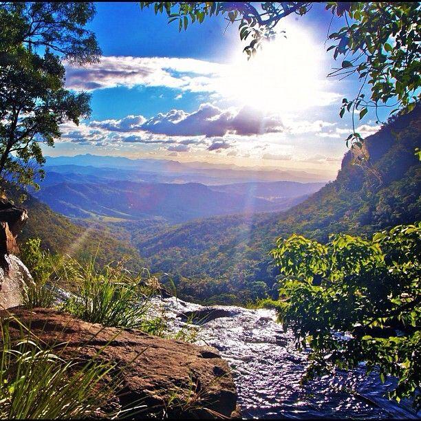 O'Reilly's Rainforest Retreat in Lamington National Park QLD #Australia