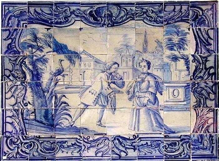 192 Best Portuguese Tiles Images On Pinterest