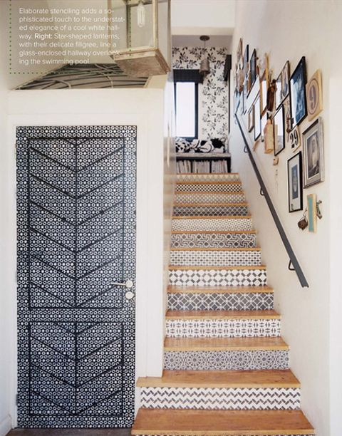 Inspired stairs