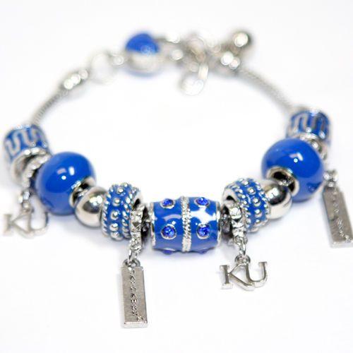 Pandora Jewelry Kansas City: 62 Best NCAA Officially Licensed Beaded Charm Bracelets