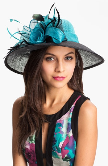 August Hat 'Ruby' Derby Hat available at Nordstrom