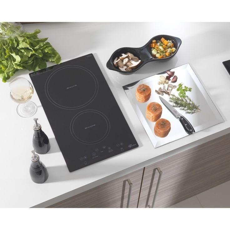 O cooktop de indução proporciona mais segurança, já que seu aquecimento acontece por meio de ondas eletromagnéticas.