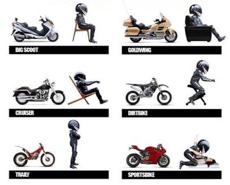 Sports bikes! ;)