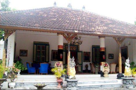Puri Agung (Palace) - Kingdom of Buleleng, Buleleng regency - Bali