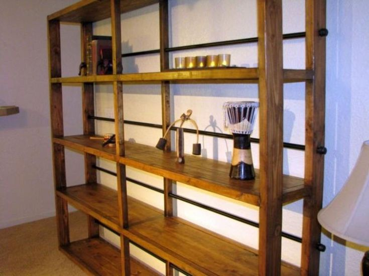 20 Stunning Bookshelf Designs For Your Book Collections Rustic