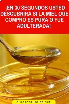"""""""¿Cómo saber si la miel es pura o adulterada? ¡Sepa TODO aquí!   – Miel de abeja: propiedades y beneficios"""