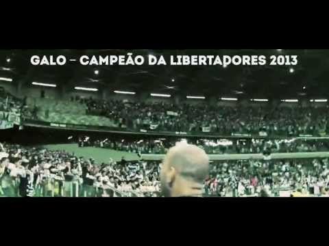 Galo Campeão Libertadores 2013