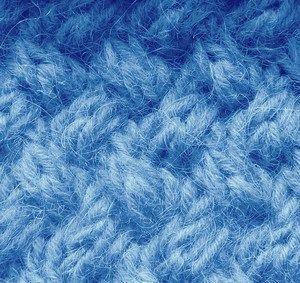 ściegi na drutach - plecionka