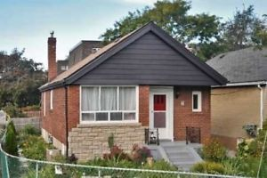 Beautiful Brick Bungalow In A Prime Location, Landscaped Front