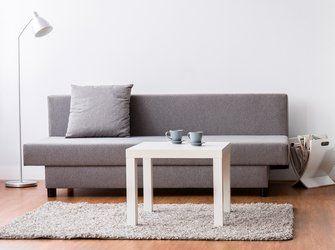 IKEA Lack Tisch im Wohnzimmer