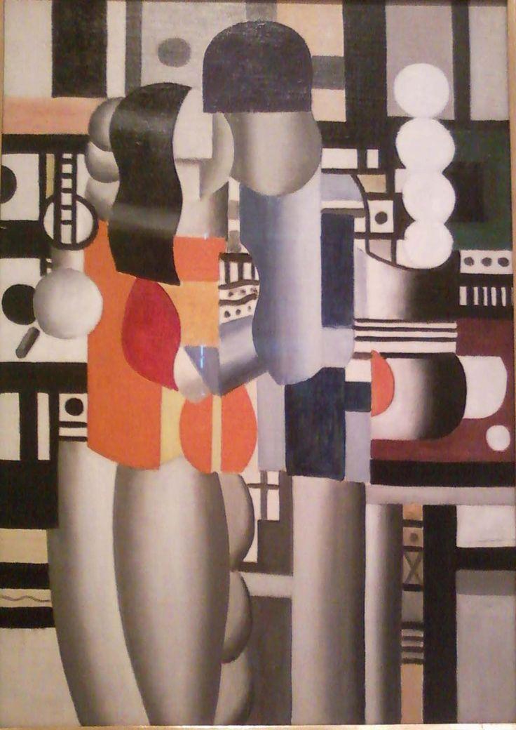 Fernand Léger. French painter, draughtsman, illustrator, printmaker, stage…