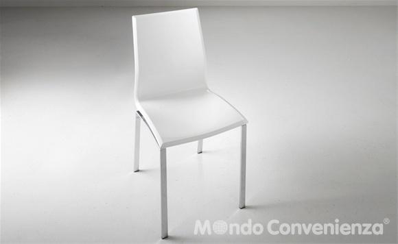 Mondo Convenienza - SEDIA Mod. ZJ03 - 50.00€ - da sala pranzo