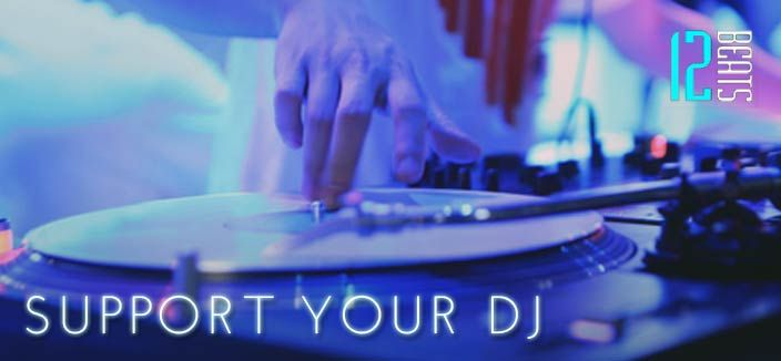 Support Your DJ Perfect Beats For Day And Evening http://www.12beats.com/