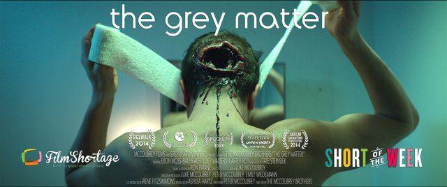 The Grey Matter   #video #shortfilm #humor #horror