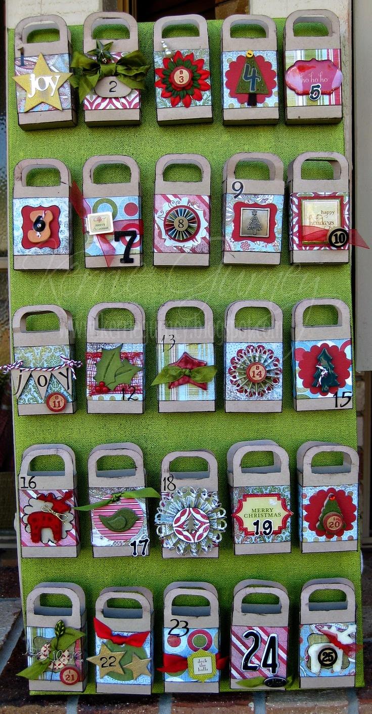 kerrie gurney [it's all about ME]: Australian Scrapbook Ideas Magazine #16 Christmas Craft Ideas