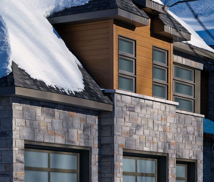 Lafitt Stone range Sinclair grey permacon available at our store at 3500 Mavis Rd, Mississauga, ON L5C 1T8