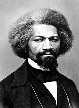 a biography of frederick douglass an influential african american Narrative of the life of frederick douglass, an american a notable african-american piece of fiction written by famous abolitionist frederick douglass.