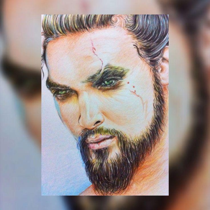 1000+ Ideas About Khal Drogo On Pinterest