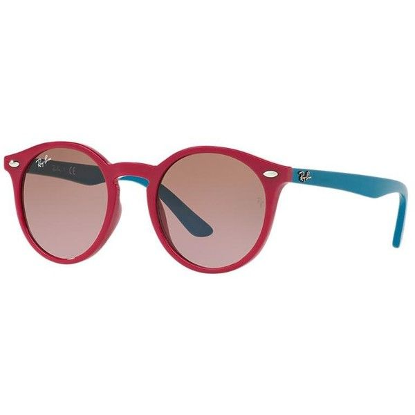 ray ban juniors 0rj9506s aviator sunglasses  ray ban jr. 44 pink round sunglasses rj9064s (5,340 inr) ?