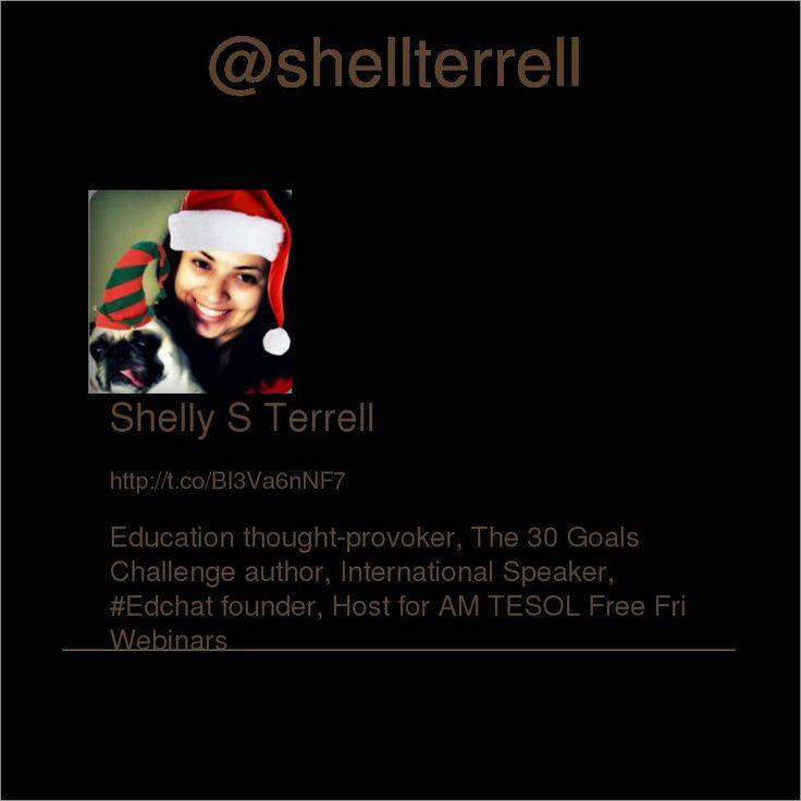 @shellterrell's Twitter profile courtesy of @Pinstamatic (http://pinstamatic.com)
