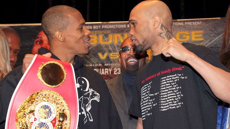 nice Showtime Boxing - Bundrage vs. Smith - News Update - Press Conference - Floyd Mayweather