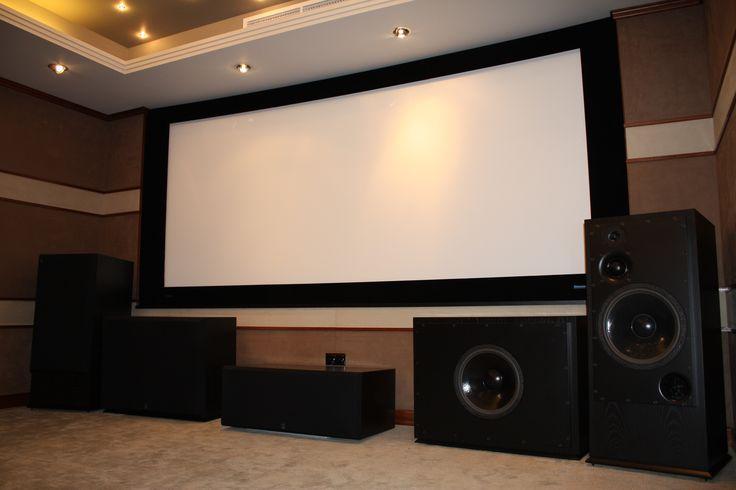 Магазин ATC (Acoustic Transducer Company) Элитные домашние кинотеатры