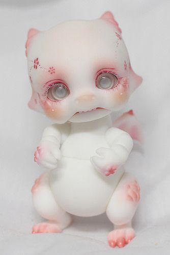 BJD Aileen doll Violet Body Blush + Face up Commission by Light Limner | Flickr - Photo Sharing!   #bjd