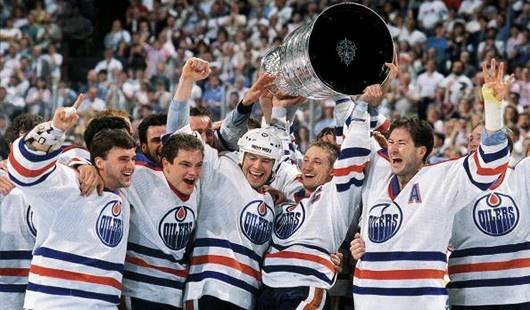 1988 Stanley Cup Champions: Edmonton Oilers