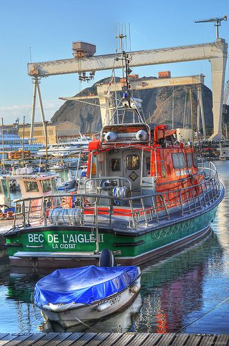 Bec de l'Aigle, La Ciotat, Cote d'Azur