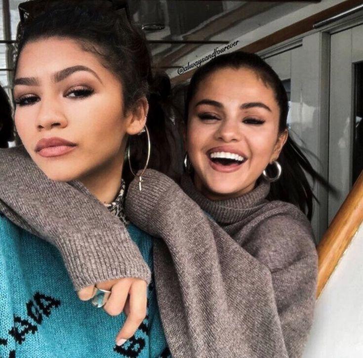 Zendaya & Selena | Зендая коулман, Знаменитости, Селена гомез
