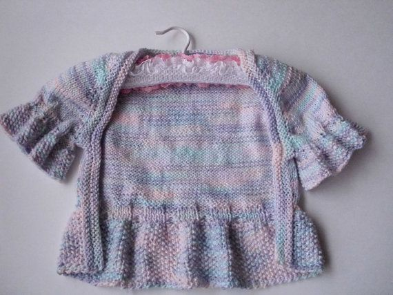 EASTER Sweater / shrug for  23 years girl. by MarikaHandKnits, $32.00
