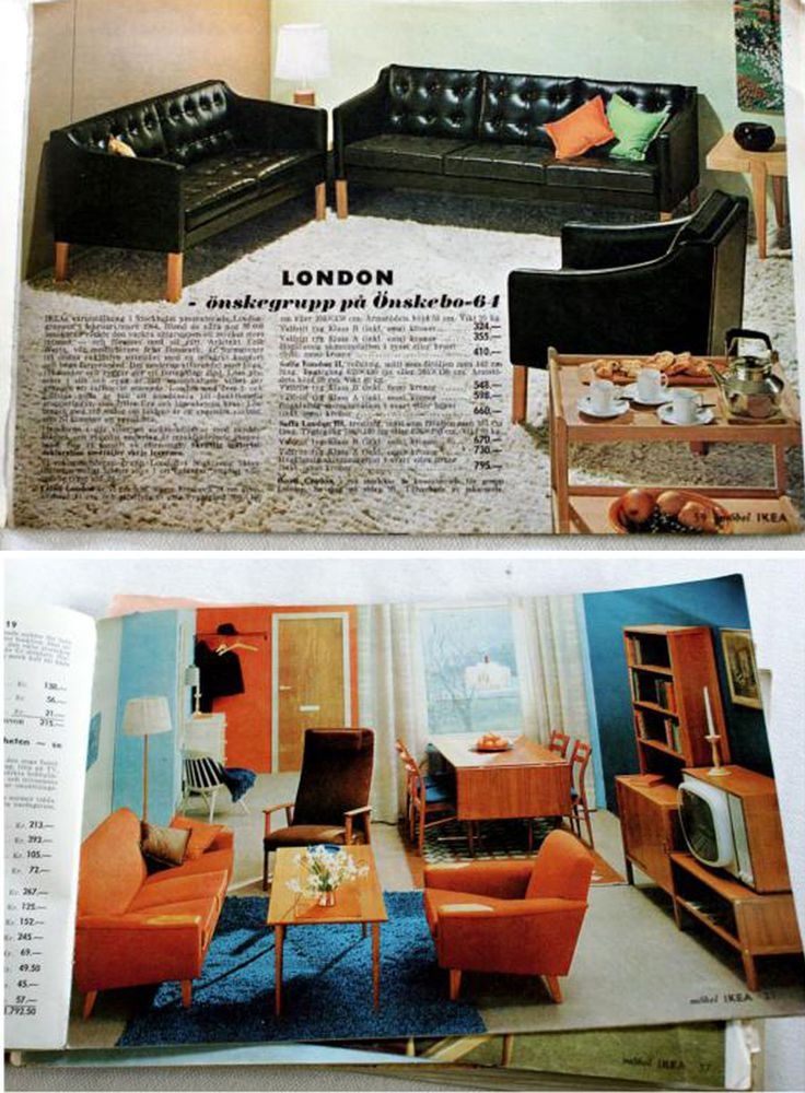 Heres A Look At How The Ikea Catalog Has Changed Over Past 62 Years