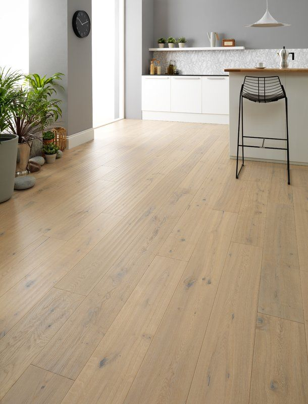 Berkeley Oak 3 4 Thick X 7 1 2 Wide X 75 Length Engineered Hardwood Flooring Engineered Wood Floors Oak Floors Oak Laminate Flooring
