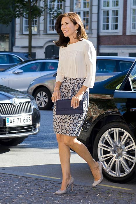 Queen Maxima, Princess Mary, the Queen, Princess Charlene: a gallery of the week's best royal style - Foto 3
