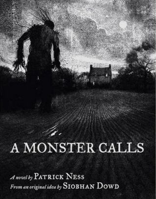 Book 4 of 2016 - A Monster Calls by Patrick Ness - Not at ALL what I was expecting.  It was like a gentle and sad bedtime story that depicted loneliness perfectly.