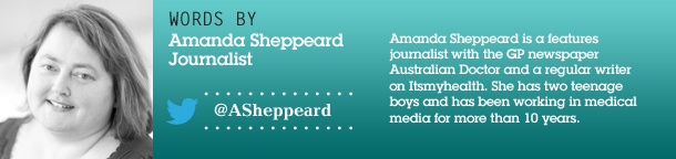 Our book reviewer Amanda Sheppeard!