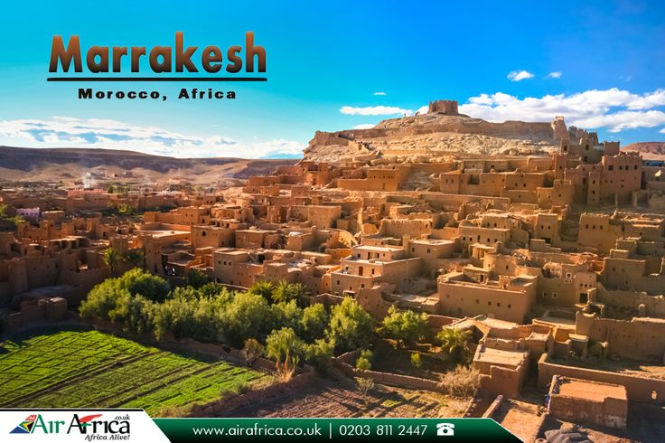 Marrakesh, Morocco, Africa:       #Marrakesh is a major #city of #Morocco. It is the fourth largest city in the #country, after #Casablanca, #Fes and #Tangier.       Source: https://en.wikipedia.org/wiki/Marrakesh       #flights #travel #travelworld #travelafrica #travelblog #traveldiaries #bookonline #airafrica #africantravel #flightstomorocco #flightstoafrica #cheapflightstomorocco #cheapflightstoafrica #travelagentsinuk #cheapflights       #African #TravelExperts…