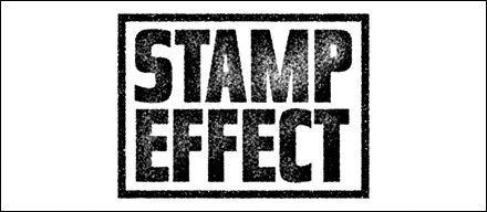 Cool Photoshop explanation of creating a stamp look in printed text!
